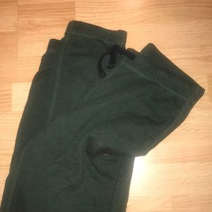 Roots Pants - Forest Green Roots Pants